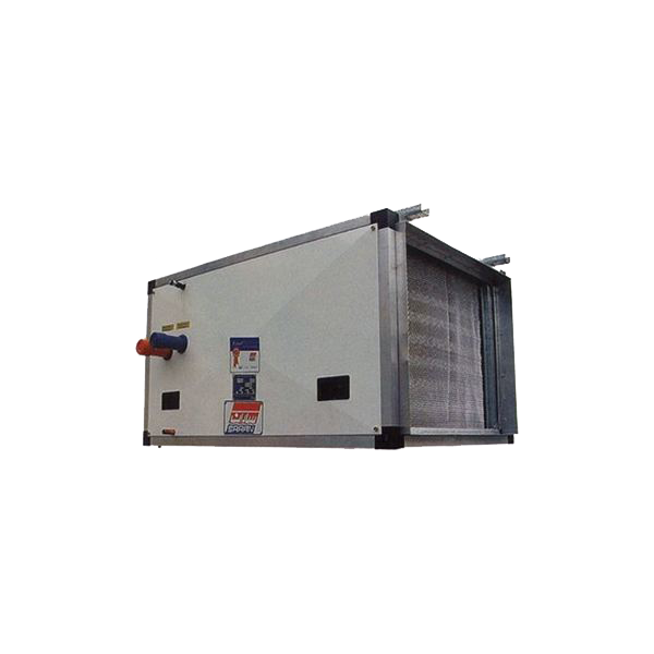 فن کوئل سقفي (بدون کابينت بدون پلنيوم و فيلتر) ساران